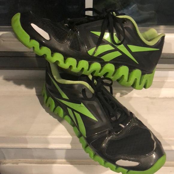 Reebok Shoes | Mens Reebok Zigzag